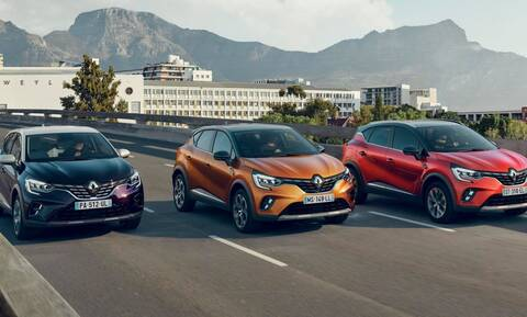 Το νέο Renault Captur μεγάλωσε και έγινε πιο premium
