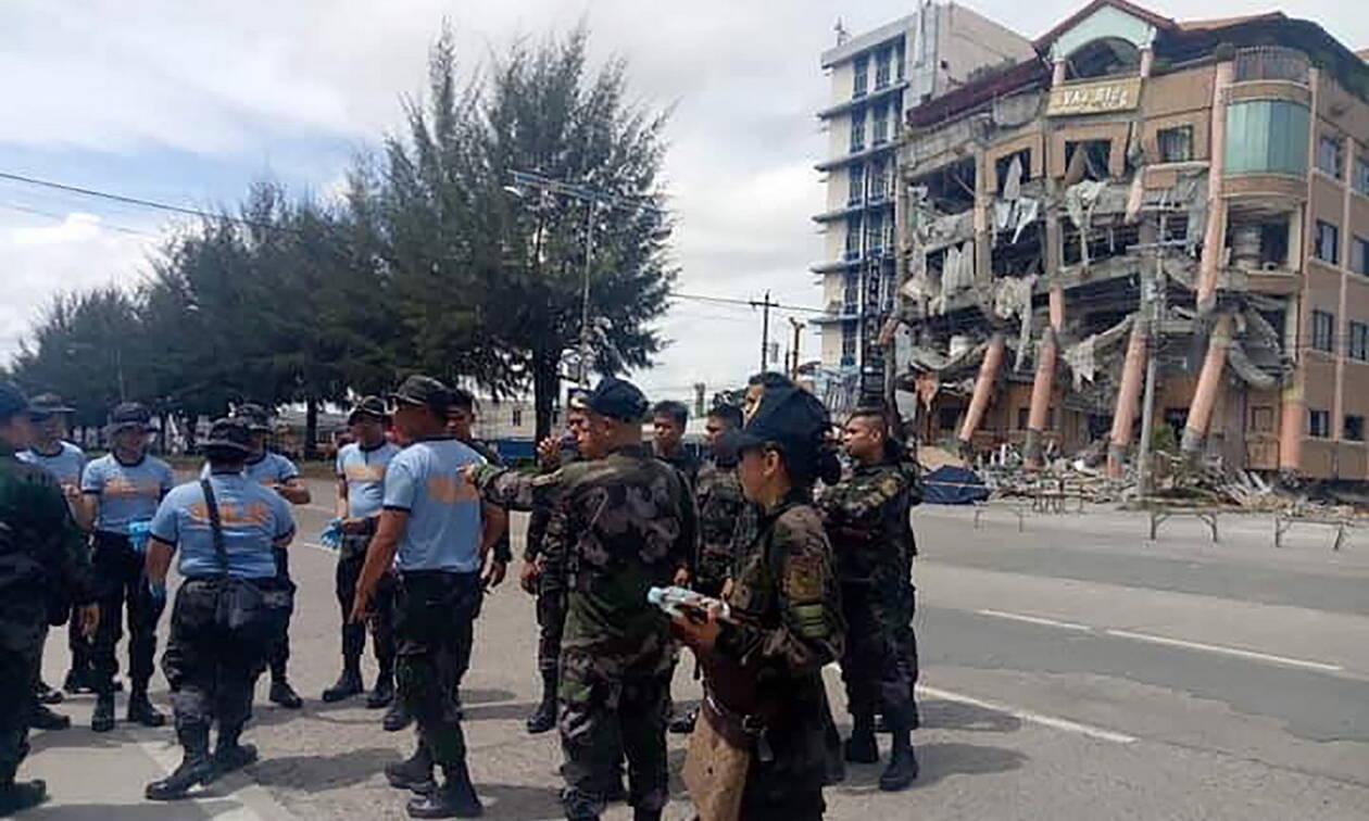Νέα ισχυρή σεισμική δόνηση έπληξε τις Φιλιππίνες