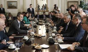 Υπουργικό Συμβούλιο: Ψήφος αποδήμων και Brexit στην ατζέντα Μητσοτάκη