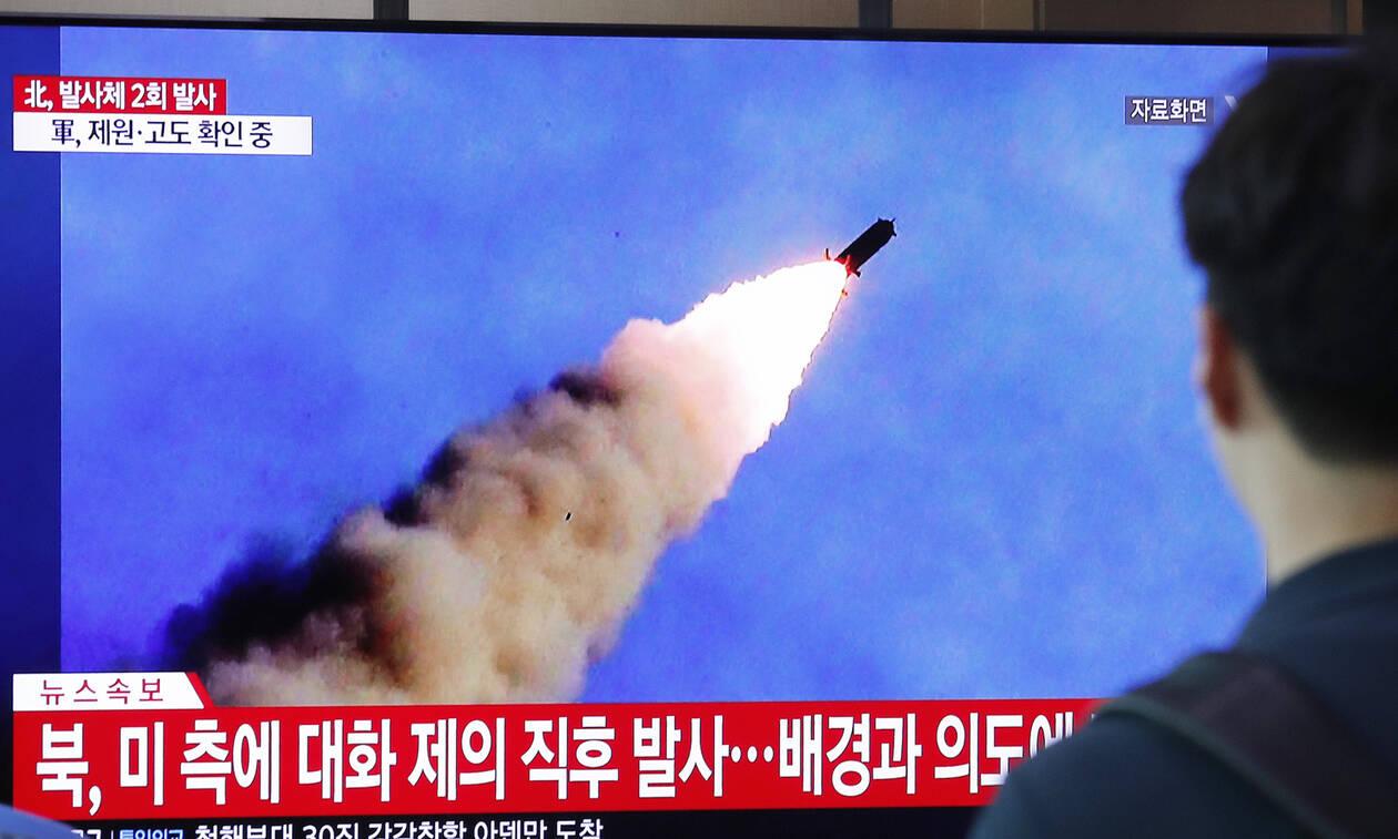 Συναγερμός: Η Βόρεια Κορέα εκτόξευσε πύραυλο προς την Ιαπωνία