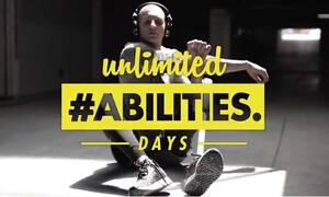 Η ΒΙΑΝΕΞ στο πρώτο «Unlimited #Αbilities Days»