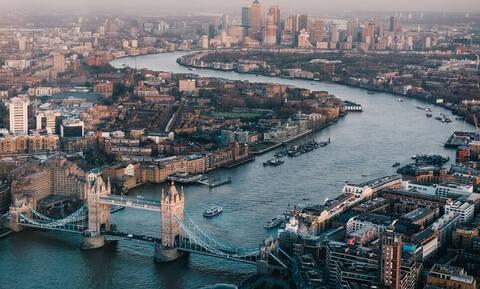 Τρομερός: Πήγε στο Λονδίνο μόλις για μία μέρα αλλά δεν θα πιστεύετε τι έκανε
