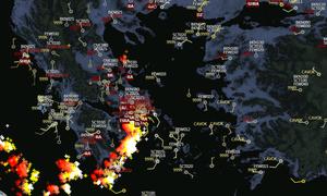 Καιρός: Έκτακτη προειδοποίηση της ΕΜΥ για την Αθήνα - Τι αναφέρει