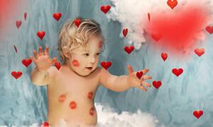 Οι φωτογραφίες αυτού του μωρού με σύνδρομο Down θα σας κάνουν να λιώσετε (pics)
