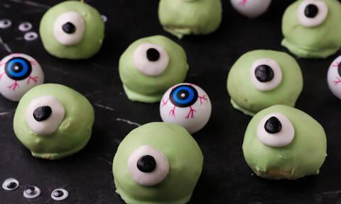 Halloween μάτια: Το απόλυτο trick or treat γλυκό!
