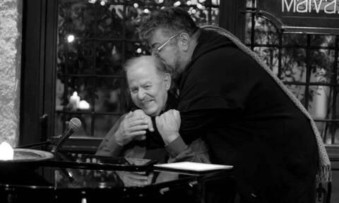 Γιάννης Σπανός: Συγκλονίζει το «αντίο» του Σταμάτη Κραουνάκη