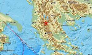 Σεισμός στην Αλβανία: Κοντά στην Καστοριά το επίκεντρο - Αισθητός στη Βόρεια Ελλάδα