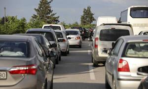 Κίνηση στους δρόμους: «Κόλαση» στην Αθήνα - Πού θα συναντήσετε μποτιλιάρισμα