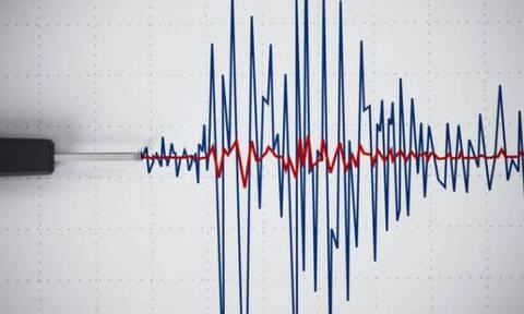 В районе Карпениси произошло землетрясение 3,6 балла