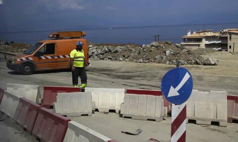 Ολυμπία οδός: Προσοχή! Κυκλοφοριακές ρυθμίσεις λόγω εργασιών