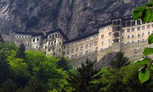 Τουρκία: Τον Μάιο του 2020 θα ανοίξει η Παναγία Σουμελά στην Τραπεζούντα