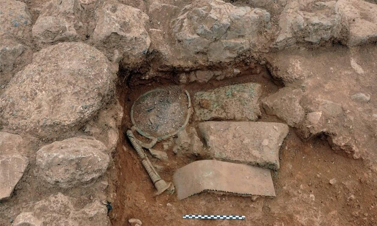 Απίστευτη ανακάλυψη στην Κρήτη: Οι «θησαυροί» που ήρθαν στο «φως»