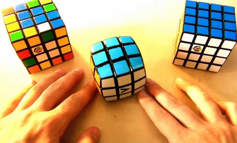 Έτσι θα λύσεις ένα κύβο του Ρούμπικ μέσα σε ένα λεπτό (vid)