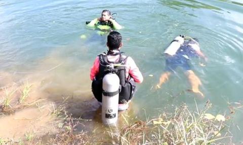 Πνίγηκε σε λίμνη – Τον βρήκαν νεκρό γιατί ο σκύλος του «έκλαιγε» στο σημείο που έπεσε (pics)