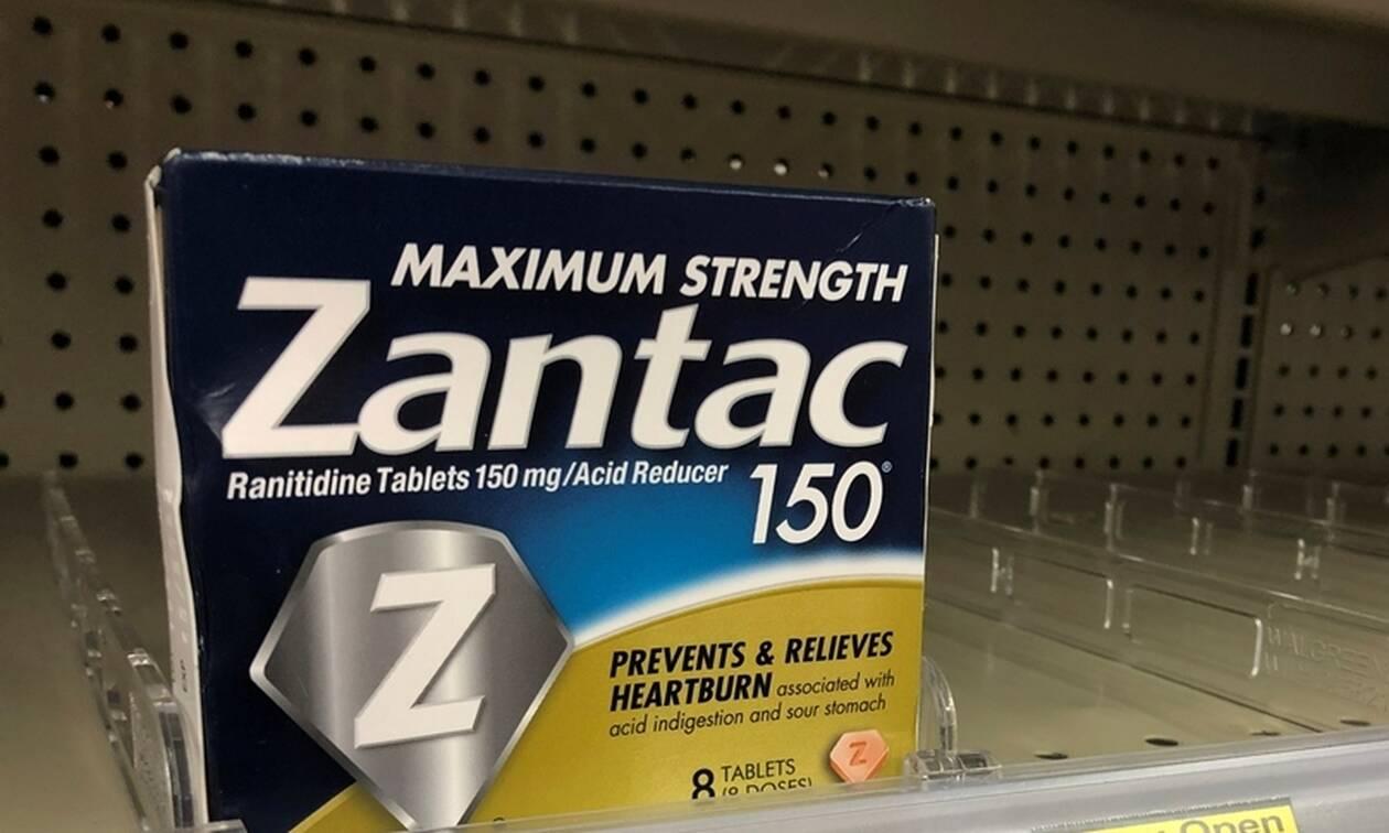 Zantac: Τι συμβαίνει τελικά με το φάρμακο – Βγήκαν τα αποτελέσματα των εργαστηριακών ελέγχων