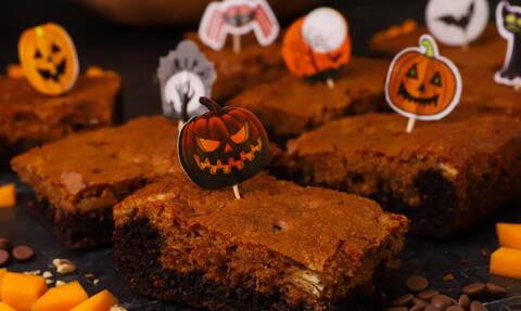 Η συνταγή της ημέρας: Brownies κολοκύθας