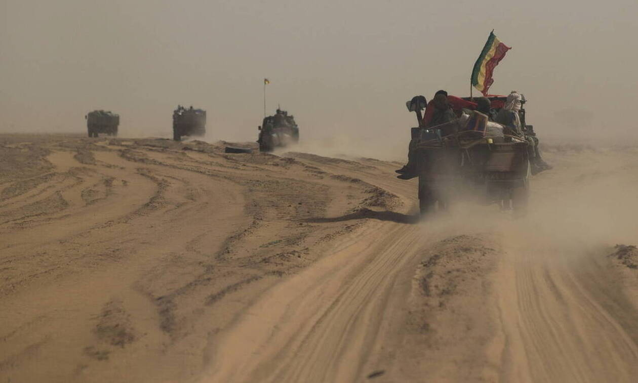 Mali attack kills 53 soldiers in north of the country
