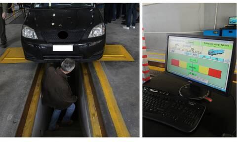 Χαμός σε έλεγχο ΚΤΕΟ: «Τα έχασαν» με όσα ανακάλυψαν στο αυτοκίνητο - Δείτε τι έγινε