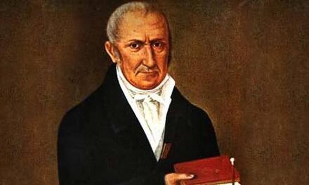Σαν σήμερα το 1869 πεθαίνει ο ποιητής Ανδρέας Κάλβος