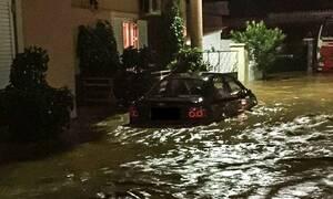 Οι πλημμύρες απειλούν την Αττική: Αυτές είναι οι εννέα περιοχές που κινδυνεύουν περισσότερο