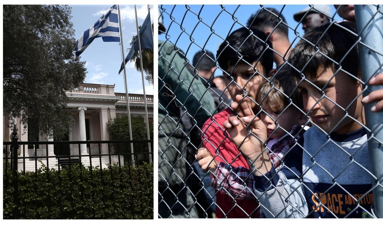 Συναγερμός στο Μαξίμου για το προσφυγικό: Το σχέδιο της κυβέρνησης