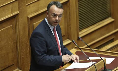 Ο Σταϊκούρας πήγε γήπεδο – Ποιον αγώνα παρακολούθησε ο υπουργός Οικονομικών (pics)