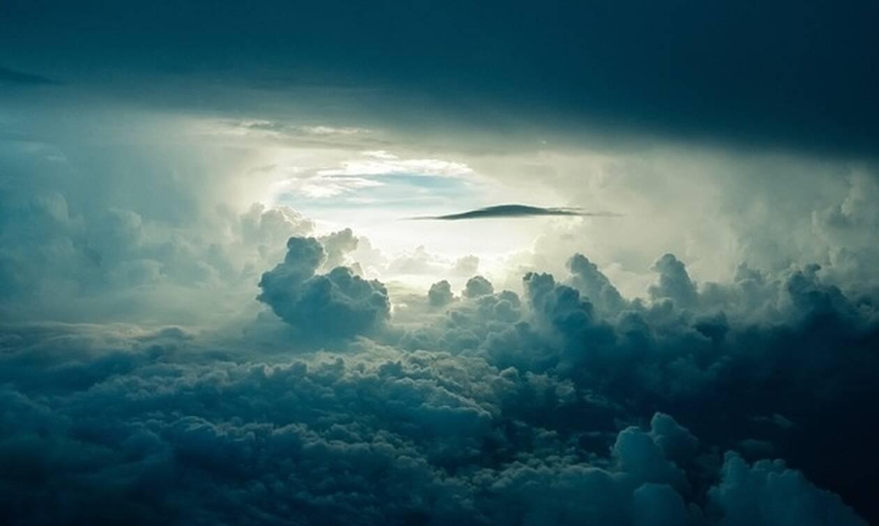 Δες τι απίστευτο πετούσε στον ουρανό της Χαλκίδας ένα πρωινό!