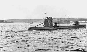 Βρέθηκε υποβρύχιο - φάντασμα που ήταν εξαφανισμένο για 77 χρόνια