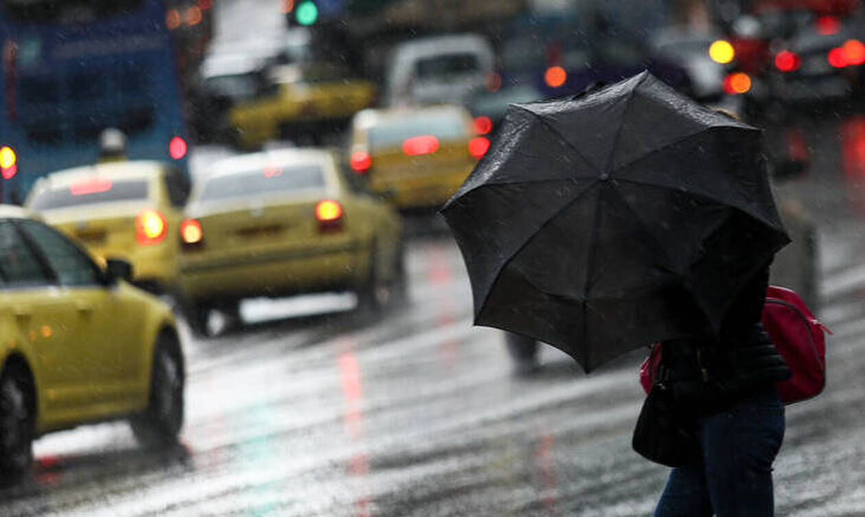 Καιρός - Έκτακτο δελτίο ΕΜΥ: Αυτές τις περιοχές θα «χτυπήσει» η κακοκαιρία τις επόμενες ώρες
