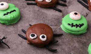 Η συνταγή της ημέρας: Μπισκότα αράχνη