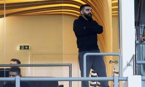 ΠΑΟΚ-Παναθηναϊκός 2-2: Το ξέσπασμα του Σαββίδη! (photos)