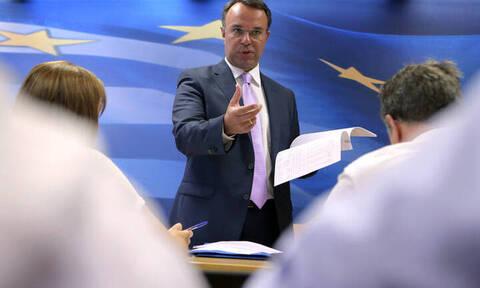 Ο Σταϊκούρας, το κρίσιμο Eurogroup και οι σκέψεις για νέα αποπληρωμή του ΔΝΤ