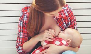 Εβδομάδα Θηλασμού: 4 τρόποι να ελέγξετε τις λιγούρες κατά τη διάρκεια του θηλασμού