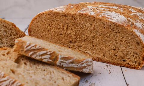 Η συνταγή της ημέρας: Εύκολο λευκό ψωμί