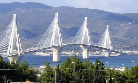 Προσοχή! Κυκλοφοριακές ρυθμίσεις από σήμερα στη γέφυρα Ρίου- Αντιρίου