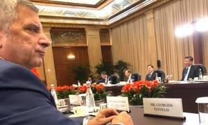 Πατούλης από τη Σαγκάη: «Ύψιστη προτεραιότητα η προσέλκυση επενδύσεων»