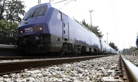 Σύγκρουση τρένων στον σταθμό του Ρέντη