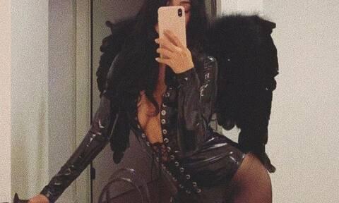 Η Ελληνίδα που φόρεσε το πιο καυτό κοστούμι για το Halloween (pics)
