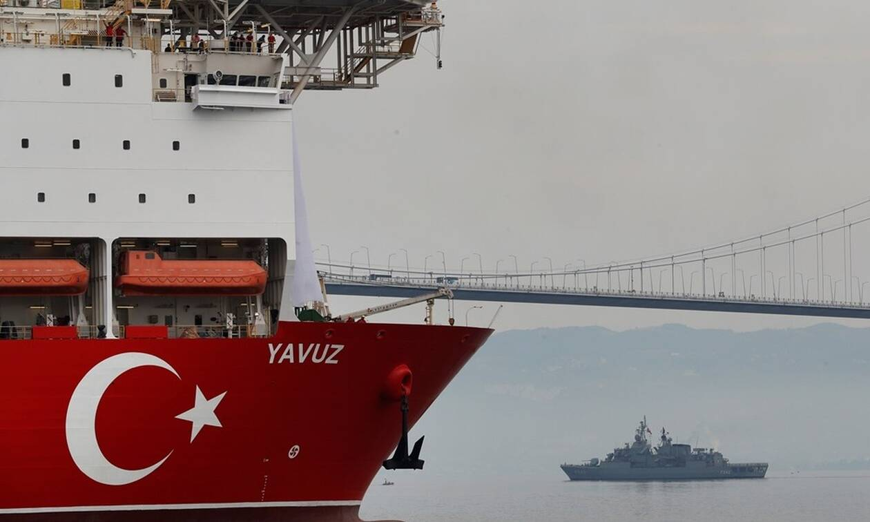 Τουρκία: «Πράσινο φως» από τον Ερντογάν για πέντε γεωτρήσεις το 2020