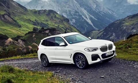 Aυτή είναι και επίσημα η plug-in υβριδική BMW X3 xDrive30e