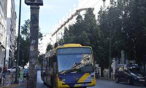 Λεωφορειολωρίδες: Σε εφαρμογή ξανά οι κάμερες - Τσουχτερά πρόστιμα για τους παραβάτες