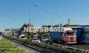 Μποτιλιάρισμα στην Αθήνα: Αυτούς τους δρόμους πρέπει να αποφύγετε σήμερα (05/11)