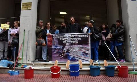 Υπουργείο Υγείας: Εξετάζεται παράταση των συμβάσεων των καθαριστριών των νοσοκομείων