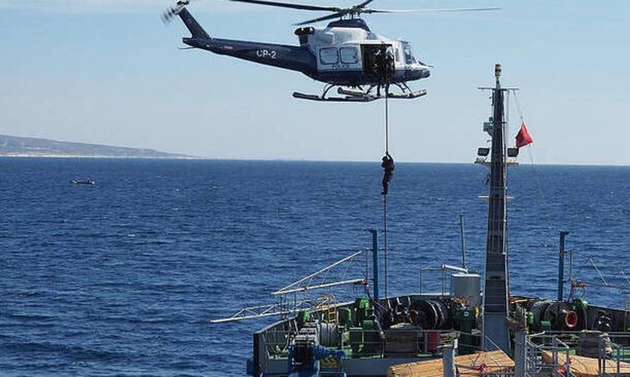 Aπάντηση σε Ερντογάν και προκλήσεις: Άσκηση Νέμεσις στην κυπριακή ΑΟΖ