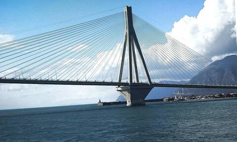 Προσοχή! Κυκλοφοριακές ρυθμίσεις στη γέφυρα Ρίου- Αντιρίου - Δείτε μέχρι πότε