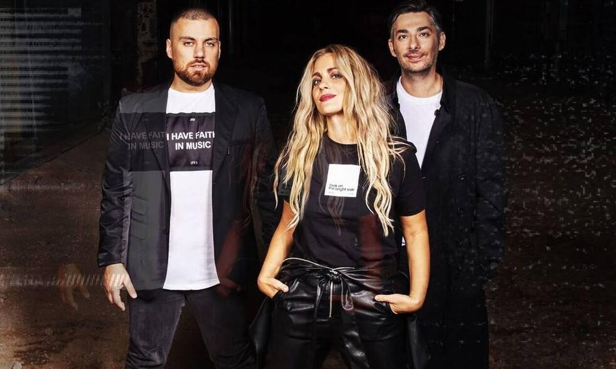 Νατάσσα Μποφίλιου: Για τρεις συναυλίες στο Piraeus 117 Academy