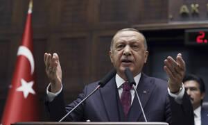 Ερντογάν για Συρία: Οι Κούρδοι δεν έχουν αποσυρθεί από τη «ζώνη ασφαλείας»