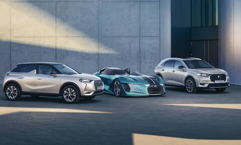 H DS AUTOMOBILES στην «ΑΥΤΟΚΙΝΗΣΗ ΑΝΥΤΙΜΕ 2019»