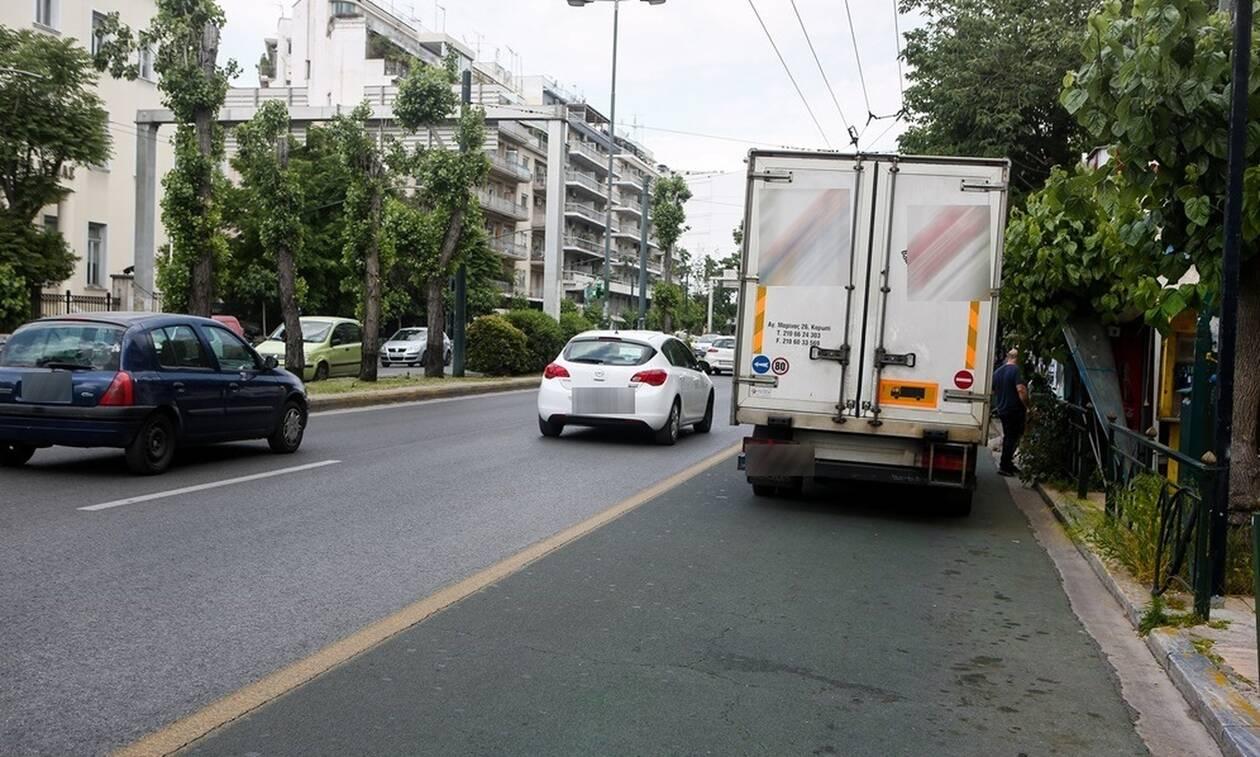 Λεωφορειολωρίδες… τέλος για ΙΧ: Οι κάμερες γράφουν και έρχονται τσουχτερά πρόστιμα