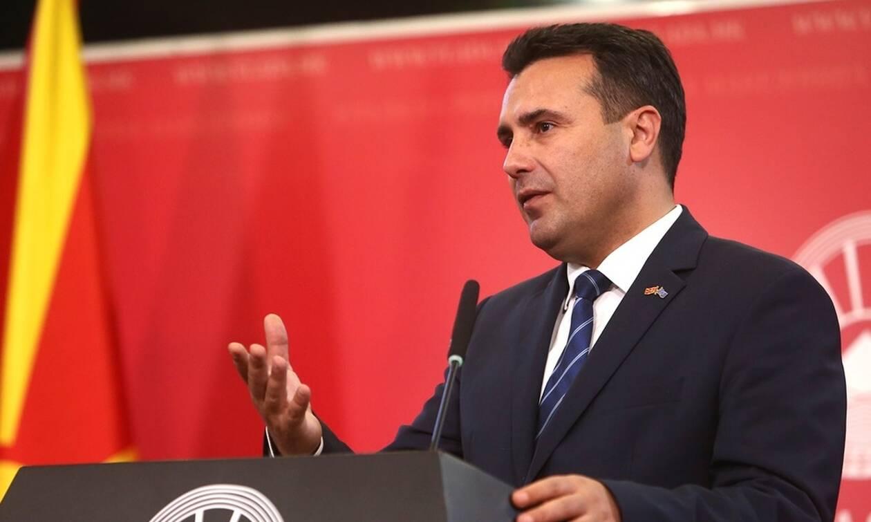 Ζάεφ: Φοβάμαι για τη Συμφωνία των Πρεσπών – Η χώρα μου μπορεί να επιστρέψει στο «κακό παρελθόν» της